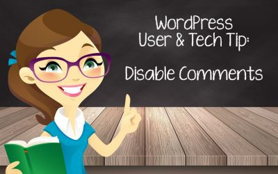 Disable Comments on WordPress Pages
