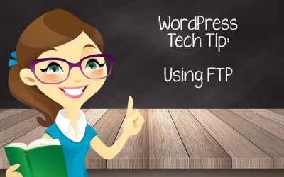 How to use FTP to Transfer Files to/from Your WordPress Site